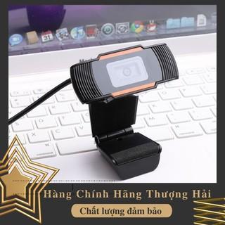 Webcam máy tính chuyên dụng cho Livestream, Học và Làm việc Online siêu rõ nét HD 720P – 720P
