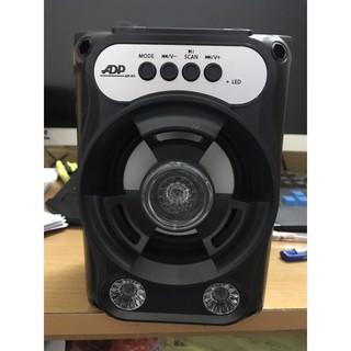 (SIÊU HÓT) Loa Bluetooth ADP – H16 Âm Thanh To Hay Chuẩn 2019