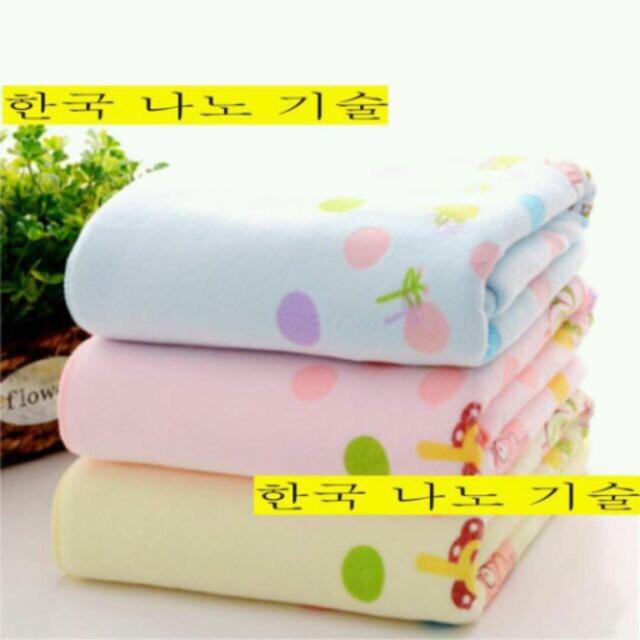 Khăn tắm Hàn Quốc siêu mềm kt 7
