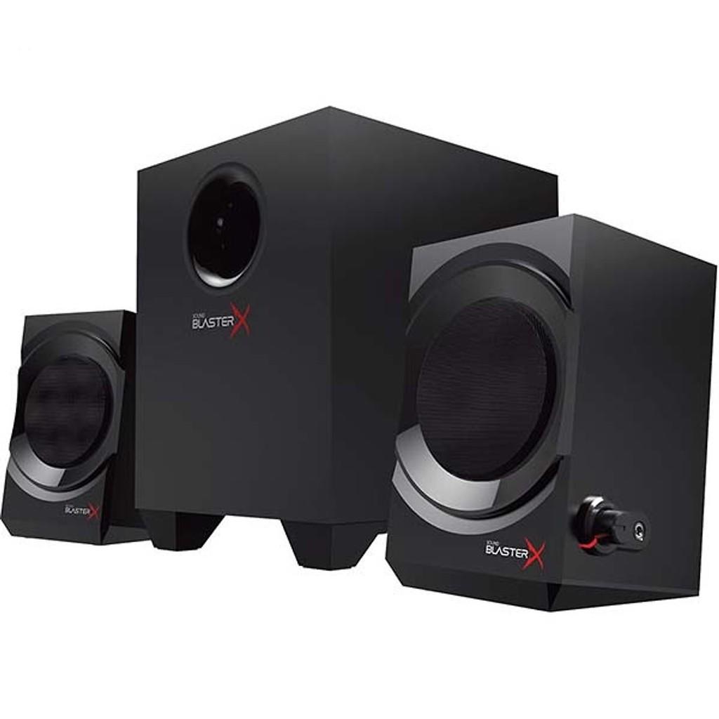 Loa Creative Sound BlasterX Kratos S3 (2.1)-Hàng chính hãng