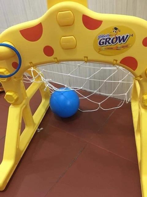 Khung thành bóng rổ Grow