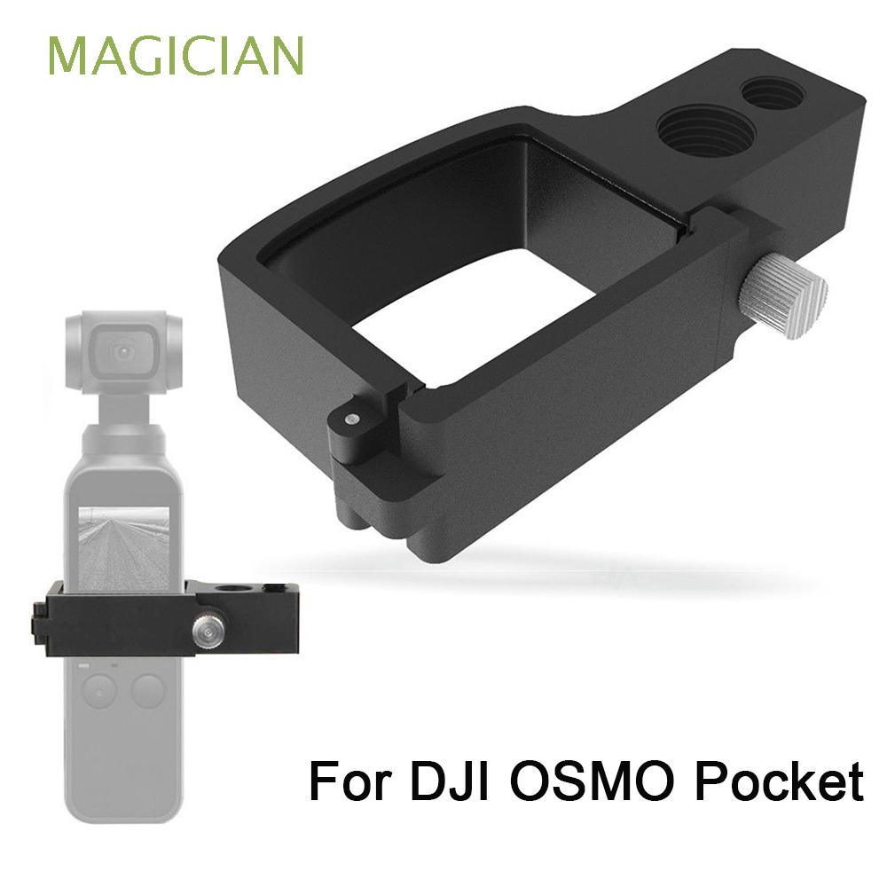 Multifunctional Selfie Stick Connection Mount Holder Gimbal Adapter Module  For DJI OSMO POCKET