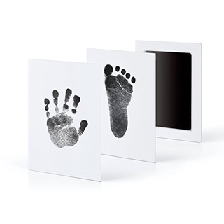 Newborn Baby Hand and Foot Print Baby Hand and Foot Print Disposable Ink