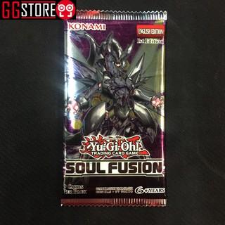 Gói Bài Yugioh Chính Hãng 9 Lá Bài Soul Fusion