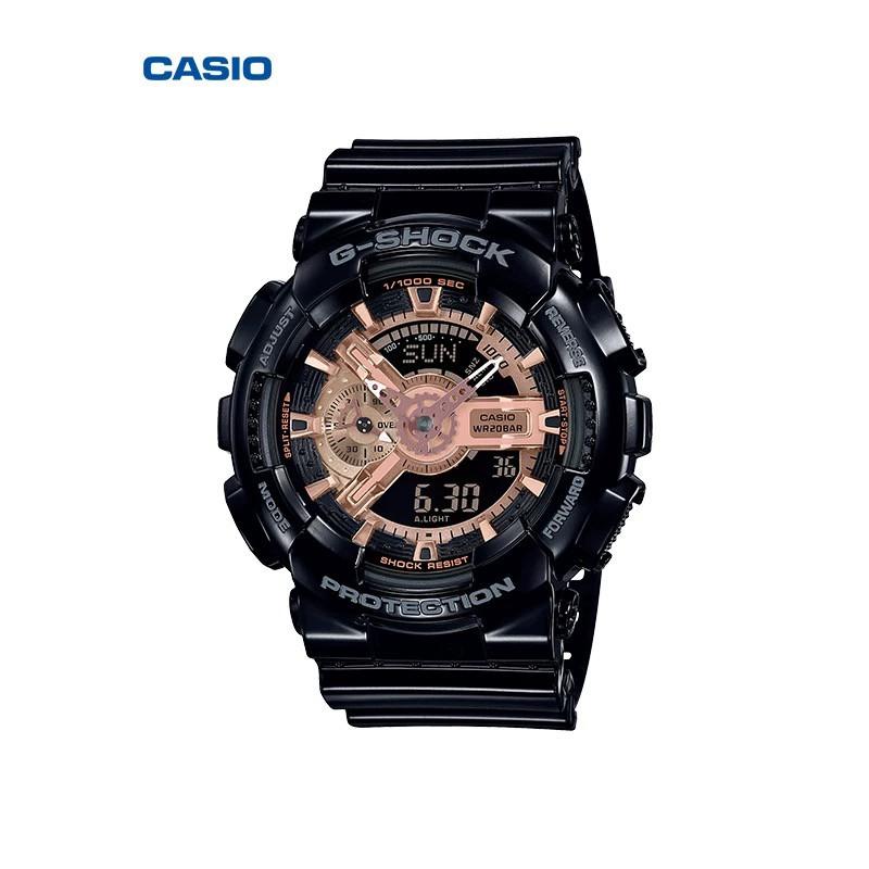 ของแท้ CASIO GA-110MMC- 1APR กุหลาบดำทองชมเว็บไซต์อย่างเป็นทางการของ Casio G-SHOCK