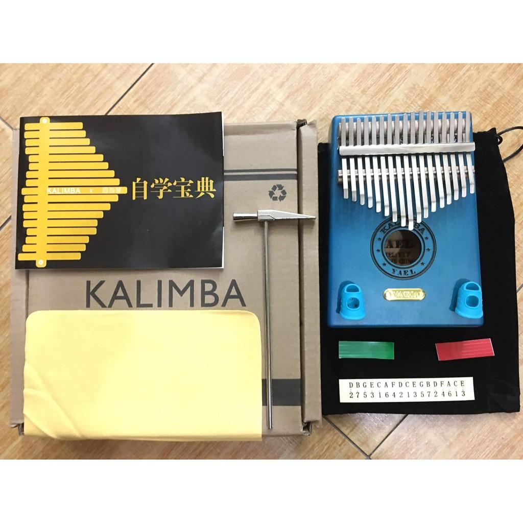 ( GIẢM GIÁ SỐC ƯU ĐÃI ) Đàn Kalimba thumb piano 17 phím Cao Cấp Gỗ Tròn xanh - 3452659 , 1347556754 , 322_1347556754 , 1089000 , -GIAM-GIA-SOC-UU-DAI-Dan-Kalimba-thumb-piano-17-phim-Cao-Cap-Go-Tron-xanh-322_1347556754 , shopee.vn , ( GIẢM GIÁ SỐC ƯU ĐÃI ) Đàn Kalimba thumb piano 17 phím Cao Cấp Gỗ Tròn xanh