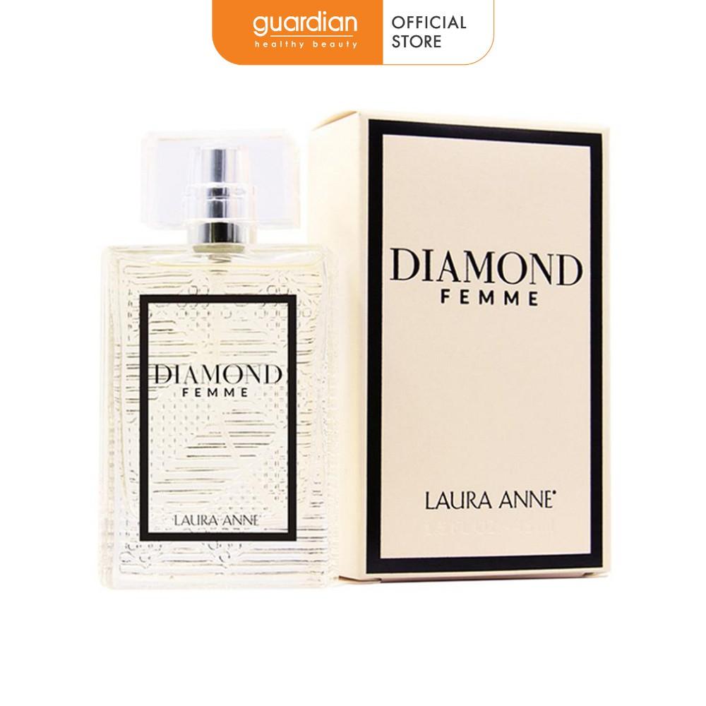 Nước Hoa Nữ Laura Anne Diamond Femme 45ml