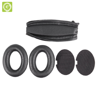 Replacement Ear Pads Headband Cushion for Bose QC15 QC2 Headphones