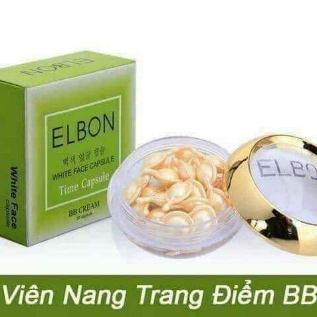 Viên trang điển BB cream elbon