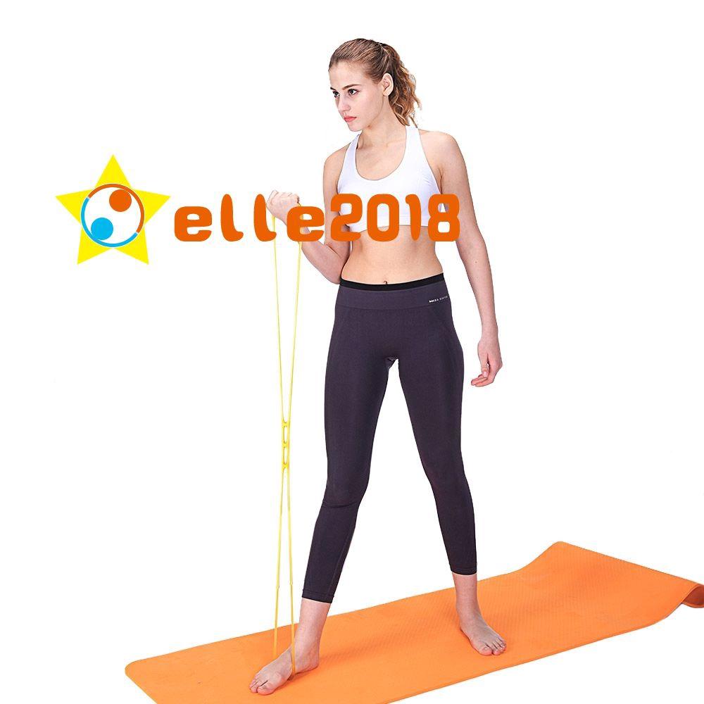 Dây silicon kháng lực hỗ trợ tập Yoga