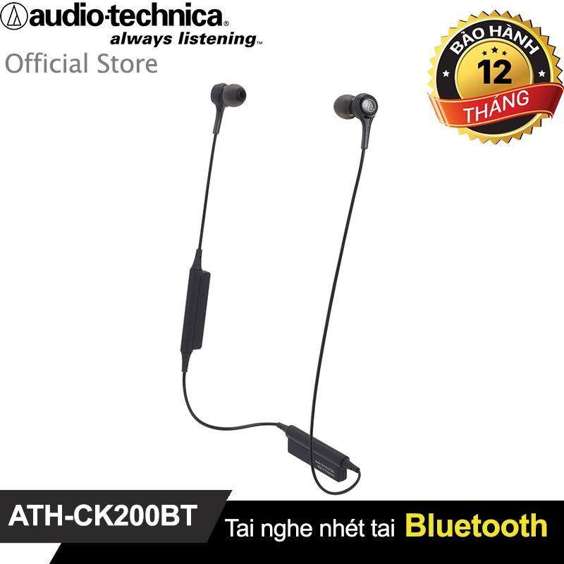 Tai nghe in-ear bluetooth Audio-Technica ATH-CK200BT
