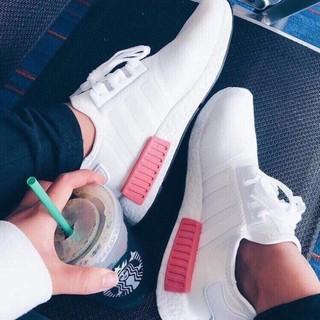 HOT SALE SỐC giày MND mầu trắng . P thumbnail
