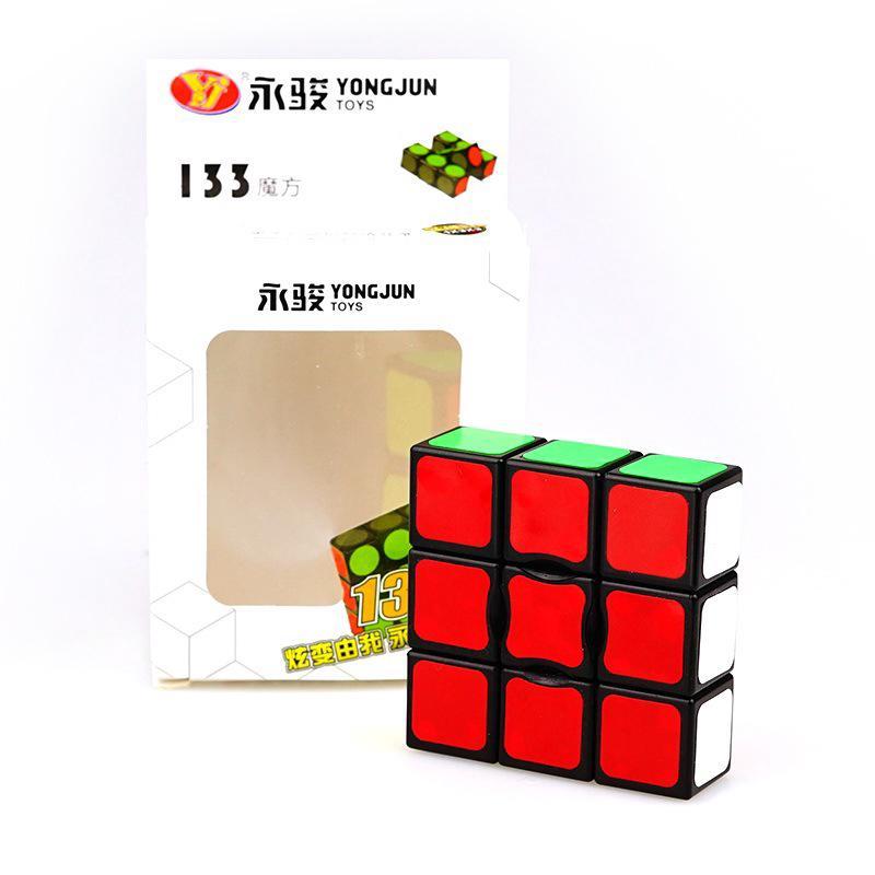 Khối Rubik Ma Thuật Sơn Móng Tay Ma Thuật 133
