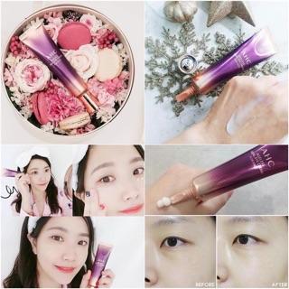 Kem Dưỡng Mắt AHC Ageless Real Eye Cream For Face (Hàn Quốc) 12ml thumbnail