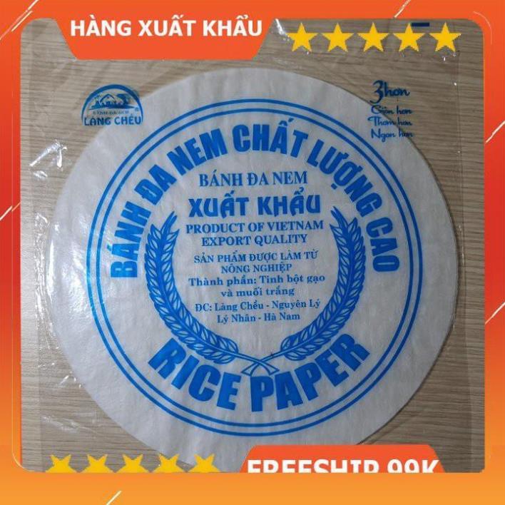 Bánh đa nem làng Chều