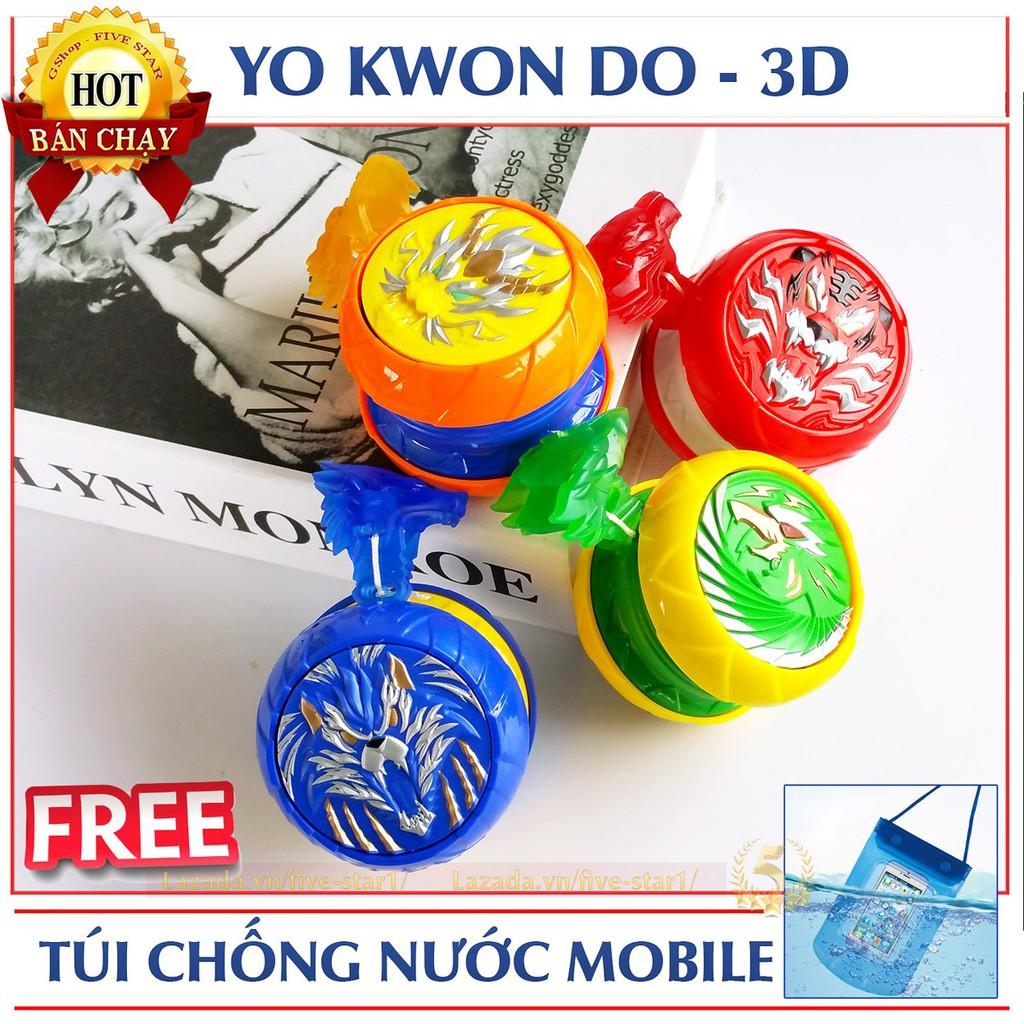 Yo Kwon Do - Dòng yoyo linh thú + Tặng free túi chống nước điện thoại - 2890095 , 988313593 , 322_988313593 , 65000 , Yo-Kwon-Do-Dong-yoyo-linh-thu-Tang-free-tui-chong-nuoc-dien-thoai-322_988313593 , shopee.vn , Yo Kwon Do - Dòng yoyo linh thú + Tặng free túi chống nước điện thoại