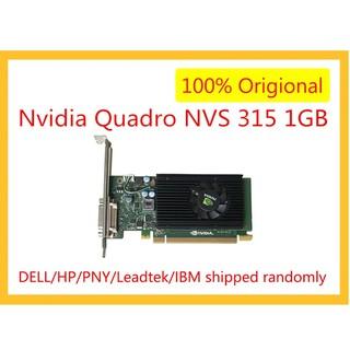 Card màn hình NVIDIA Quadro NVS 315 1GB - VGA Quadro NVS 315 cũ tháo máy thumbnail