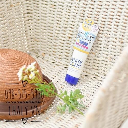 Gel dưỡng trắng giảm thâm body White Conc Nhật