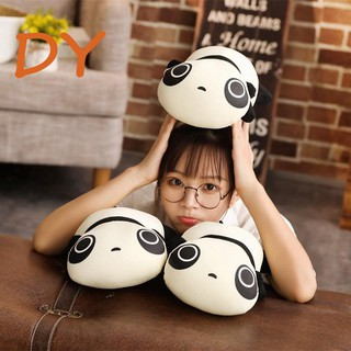 YD foam particles Panda doll plush toy hug panda pillow children doll doll female birthday gift