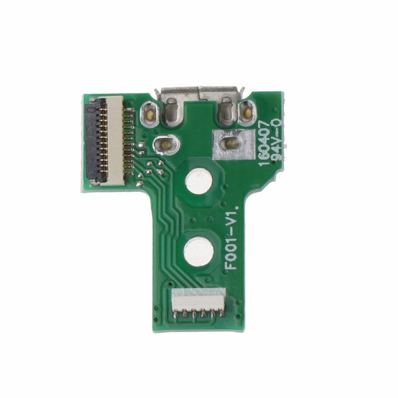 ❤❤Micro USB Charging Port Socket Board For JDS-030 PS4 Controller Charger PCB