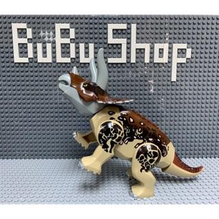 Lego khủng long 3 sừng triceratops