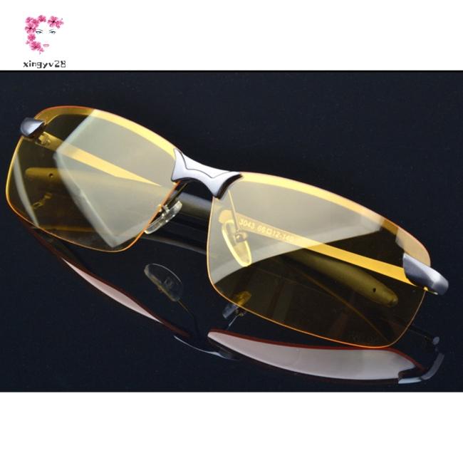Anti-Glare Sunglasses Driving Glasses Night Vision Polarized Glasses