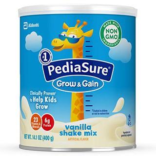 Sữa Pediasure Grow Gain Mỹ 397g (Chính Hãng)