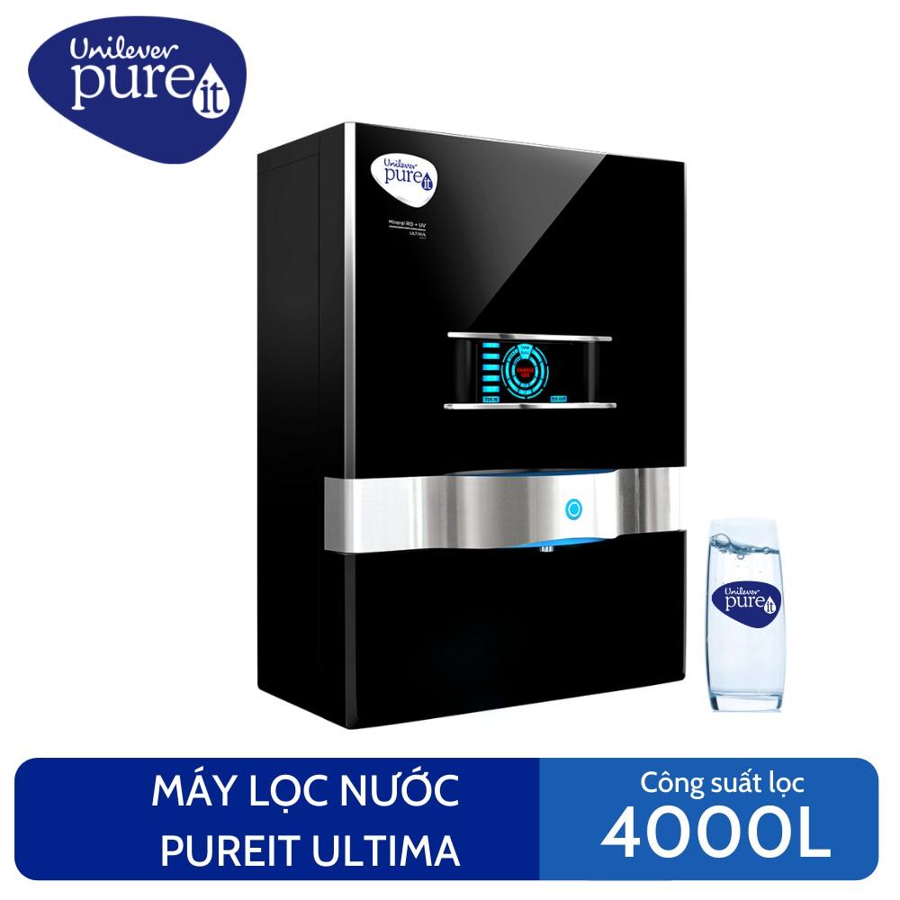 [Mã ELAUG1M giảm 5% đơn 2 triệu] Máy Lọc Nước Pureit Ultima