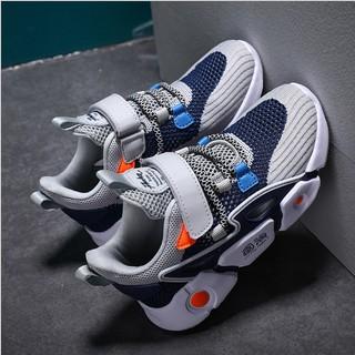 Giày thể thao bé trai siêu nhẹ cao cấp_GN222M