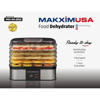Máy sấy khô hoa quả, thịt, thực phẩm makxim MKX-DH-2015 thumbnail