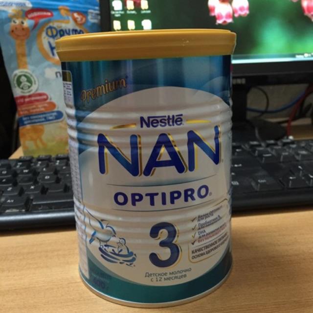 Sữa Nan Nga số 3, lon 400g