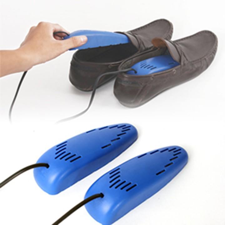 Máy sấy giày khử mùi hôi tiện dụng [New 2019]