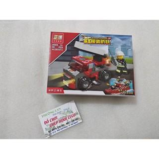Bộ 8 sản phẩm ghép hình lego ZB5507