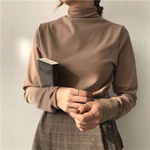 Áo thun giữ nhiệt nữ có big size đến 70kg