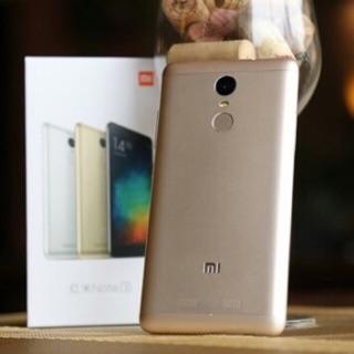Điện Thoại: Xiaomi Note 3: Ram 2/16GB, mới, full hộp pk, bh 12 tháng.