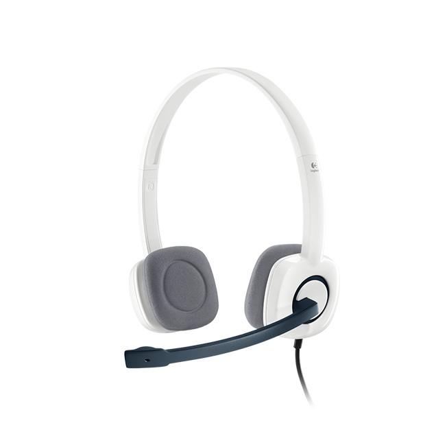 Tai nghe chụp tai Logitech H150 (Trắng)