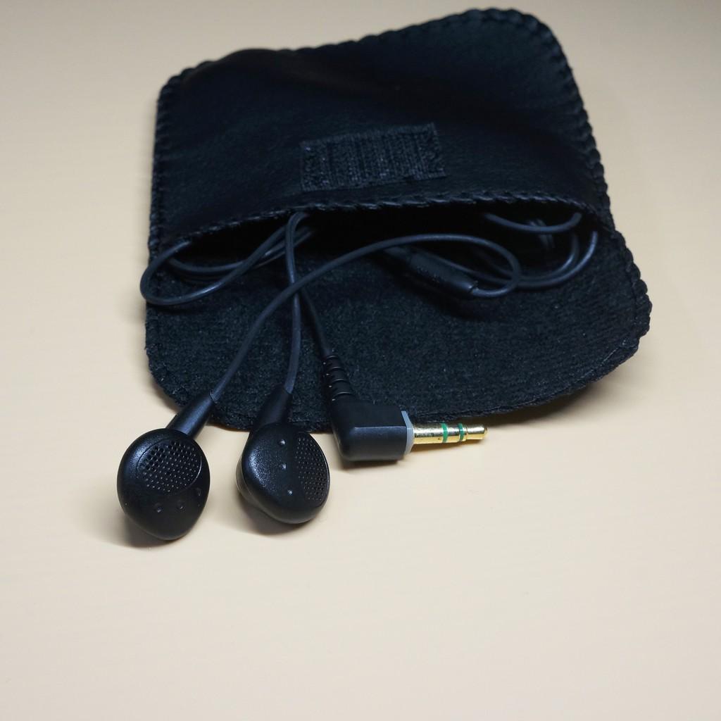 Tai nghe Sony MDR-E808,E804,E808+siêu cổ,siêu cũ,siêu bass|Tặng mút và túi da