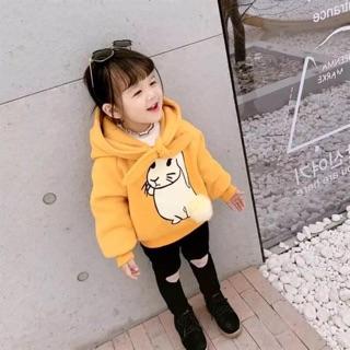 Áo hoodie mũ buộc