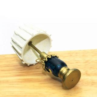 Mô Hình Đèn Bàn Mini Trang Trí Nhà Búp Bê D4e3