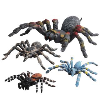 YOUN* Simulated Spider Model Halloween Toys Tricky Scary Prank Strange Collection Kids