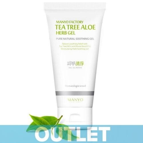 Gel Dưỡng Manyo Factory Tea Tree Aloe Herb Gel