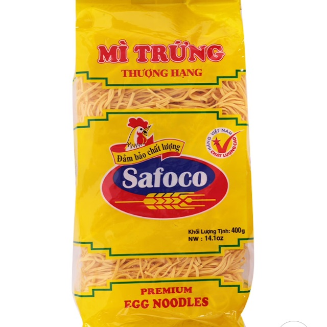 Mì Trứng Thượng Hạng Safoco - 400G - 2502791 , 1175578250 , 322_1175578250 , 38000 , Mi-Trung-Thuong-Hang-Safoco-400G-322_1175578250 , shopee.vn , Mì Trứng Thượng Hạng Safoco - 400G