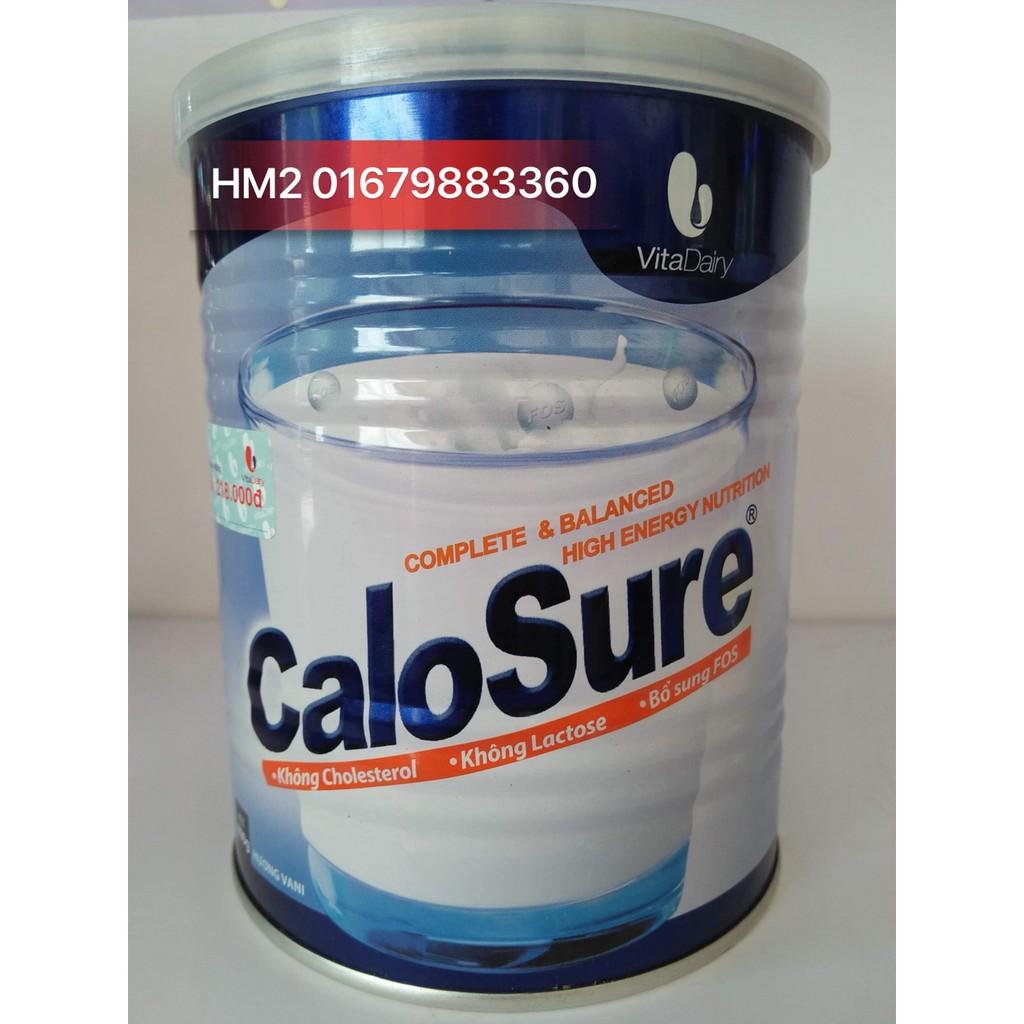 Sữa Bột Calosure 900g dành cho người ốm
