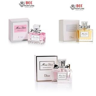 Nước Hoa Dior Miss Dior Blooming Bouquet, Rose N Roses, EDP mini 5ML chính hãng [FULL BOX] thumbnail