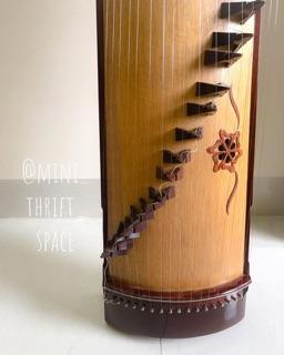 Đàn tranh 17 dây – kèm 2 đồ lên dây đàn và bộ móng mủ