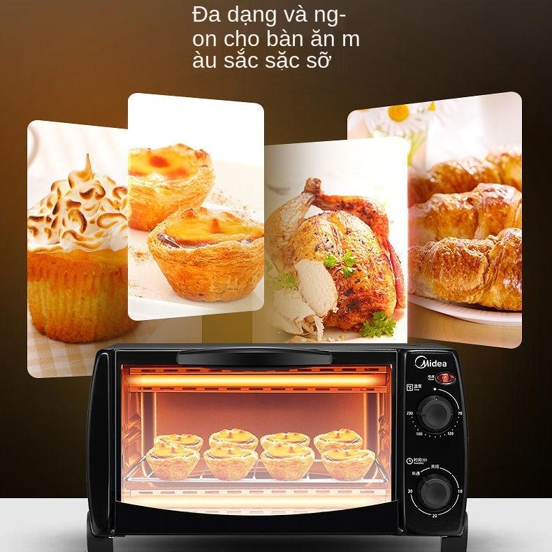 Lò vi sóng loại gia dụng lò nướng nhỏ cơ khí hấp và nướng tích hợp lò nướng điện loại nhỏ nướng tự động