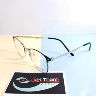 Gọng kính teen kính giả cận gọng kim loại ( lắp tròng cận chỉ từ 80k )