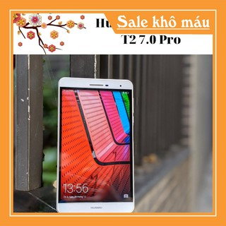 Huawei MediaPad T2 7.0 Pro Thiết kế mỏng nhẹ hoàn hảo – Màn đẹp to 7 inch Full HD – 2 sim Nghe gọi 4G (LTE)
