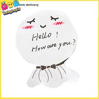 DC002-1 Lovely Sunny Dolls Sticky Notes Cartoon Kawaii School Supplies