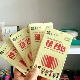 Siro Tẩy Giun Zelcom Hàn Quốc
